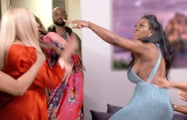 The Real Housewives of Atlanta Trailer: Tapes, Tears and, Yes, Titties