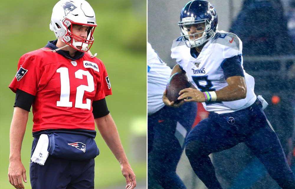 Tom Brady snaps during 'ridiculous' Titans-Jaguars debacle