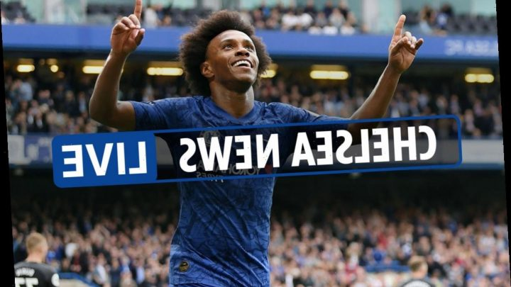 7pm Chelsea news LIVE: Willian to Barcelona FREE, Pulisic must turn 'nasty', 'Blues to dominate in three years' says Merson – The Sun