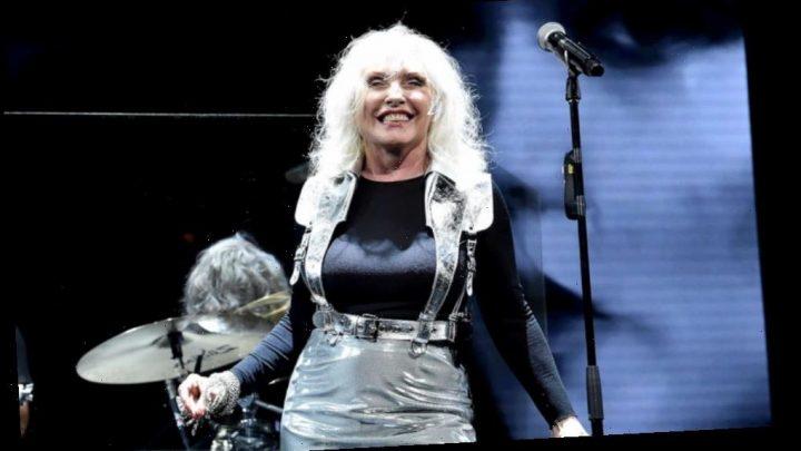 Debbie Harry, lead singer of Blondie, opens up in new memoir