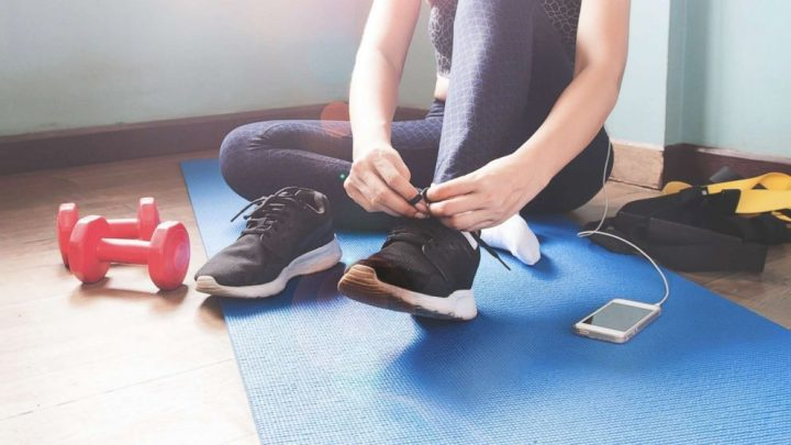 5 workout apps to keep you fit through fall