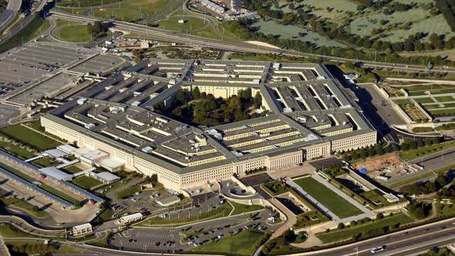 Active-duty military suicides spike to record high, Pentagon report says