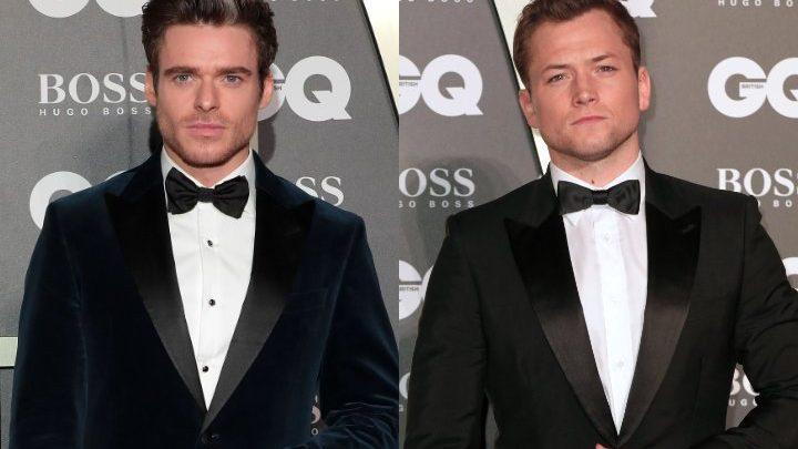 Richard Madden and Taron Egerton Sweep 2019 GQ Men of the Year Awards