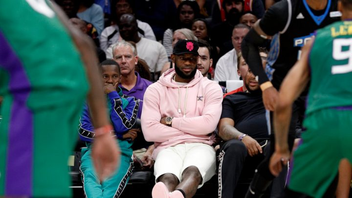 LeBron James's 'Taco Tuesday' Trademark Request Denied