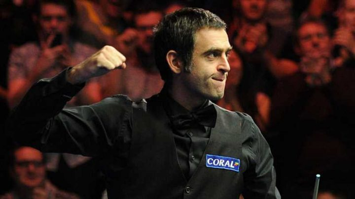 Ronnie O'Sullivan says he is not ready to retire from Snooker