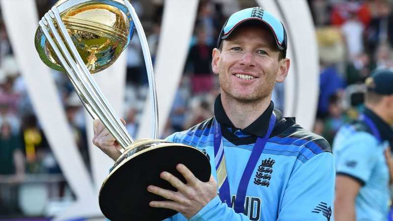 Eoin Morgan will captain England's bid to add World T20 crown to World Cup triumph