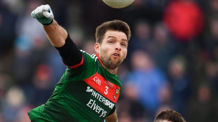 Mayo's Ger Cafferkey retires from intercounty football