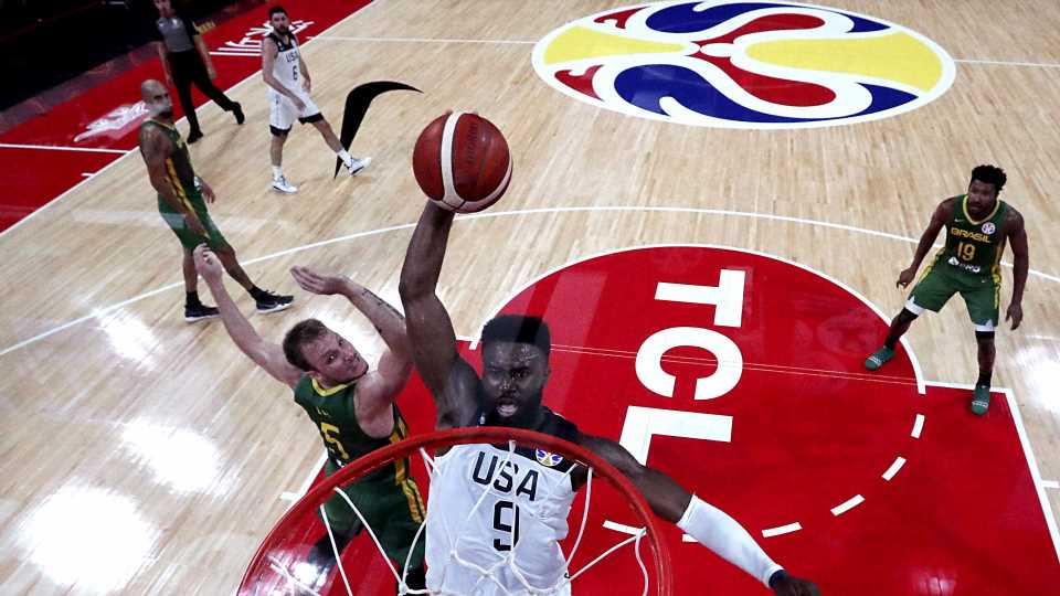 FIBA World Cup 2019: U.S. victory over Brazil wasn't required — but it was non-negotiable