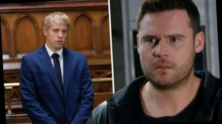 Emmerdale spoilers: Aaron Dingle devastated as prison escape plan fails?