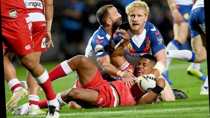 Tonga 14 Great Britain 6: Lions return after a 12-year absence with disappointing defeat – The Sun