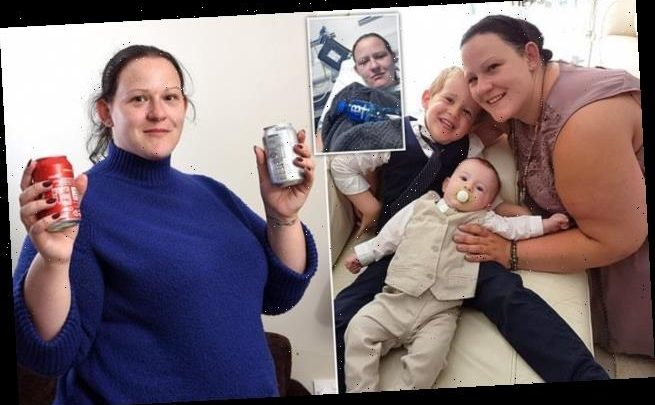 Mother, 30, with rare allergy was left fighting for life in a coma