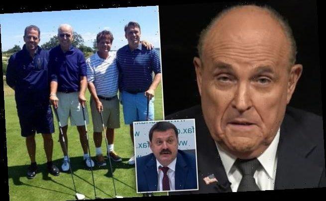 Giuliani claims Joe Biden received $900K in lobbying fees from Burisma