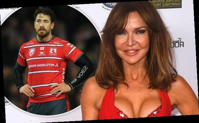 Danny Cipriani suing Lizzie Cundy publishers for alleged romp details