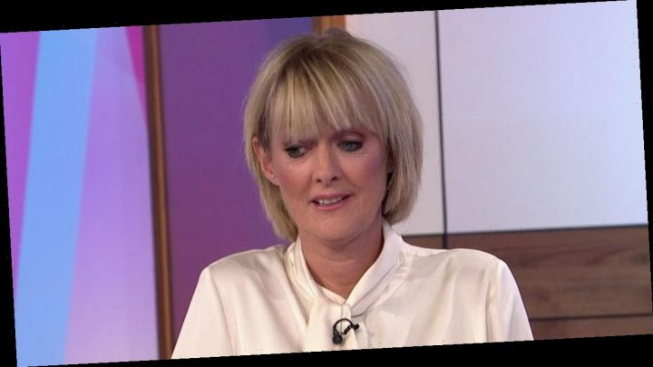 Loose Women's Jane Moore almost wets herself as show has break 'just for her'