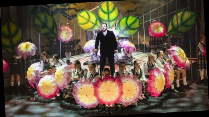 High fashion meets Dr Seuss in promising new Australian opera