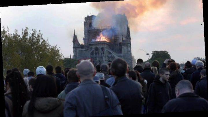 Gucci billionaire gives $160 million to rebuild Notre Dame Cathedral