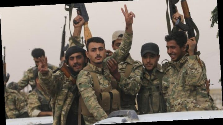 West must protect Kurds against Turkish aggression