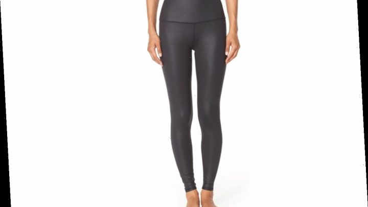 Reviewers Are Loving These Airbrush Leggings That Are So 'Slimming'