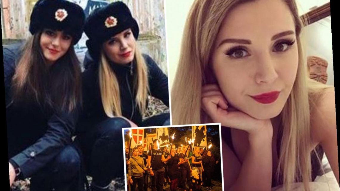 The far-right 'Barbies' luring Brit girls into the extremist movement with the promise of luxury lifestyles, 'star' status and thousands of male admirers