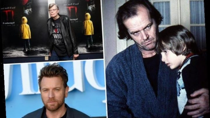 When is Stephen King's Doctor Sleep out in the UK and who does Ewan McGregor play?