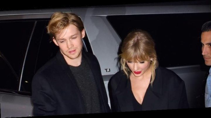 Taylor Swift and Joe Alwyn Make Rare Public Appearance