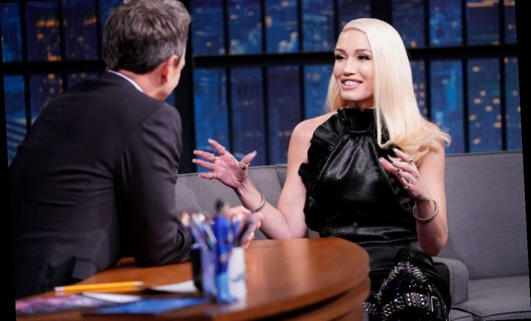 'The Voice': Gwen Stefani Shares a Video of 'Clingy' Blake Shelton and the Rest of the Coaches