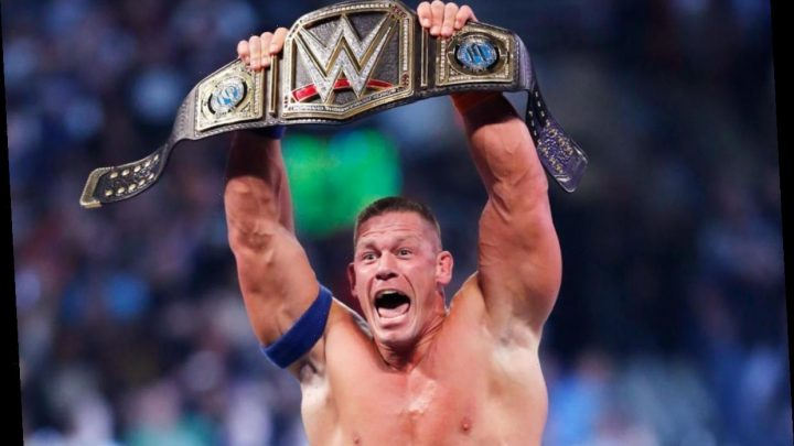 WWE star John Cena insists he will 'never retire' from wrestling despite Hollywood success – The Sun