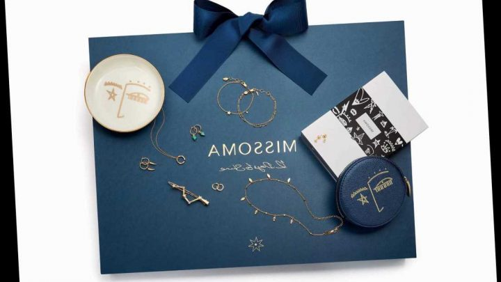 Missoma launches £395 jewellery advent calendar and it's packed with bestsellers