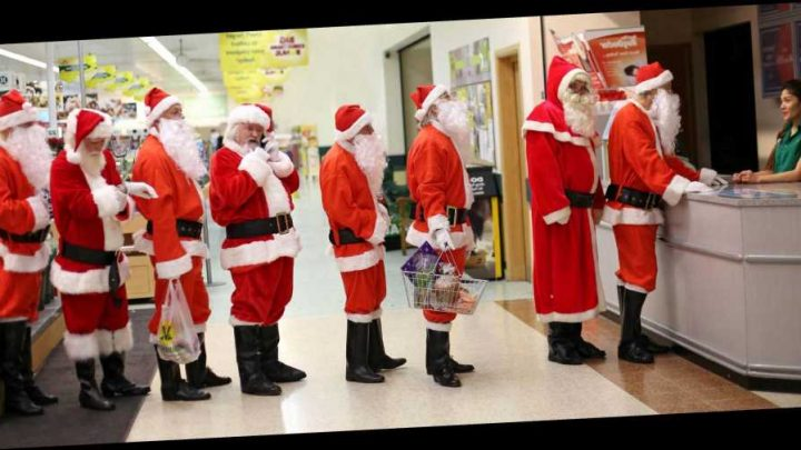 Britain set for Christmas jobs bonanza as seasonal work to hit a record – The Sun