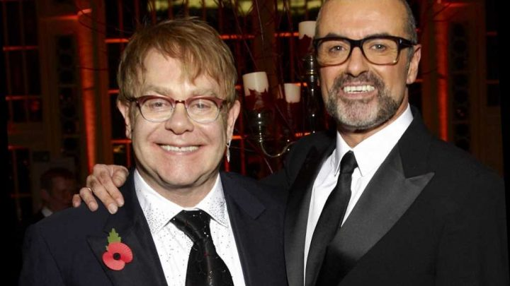 Elton John says George Michael died because he couldn't come to terms with being gay – The Sun