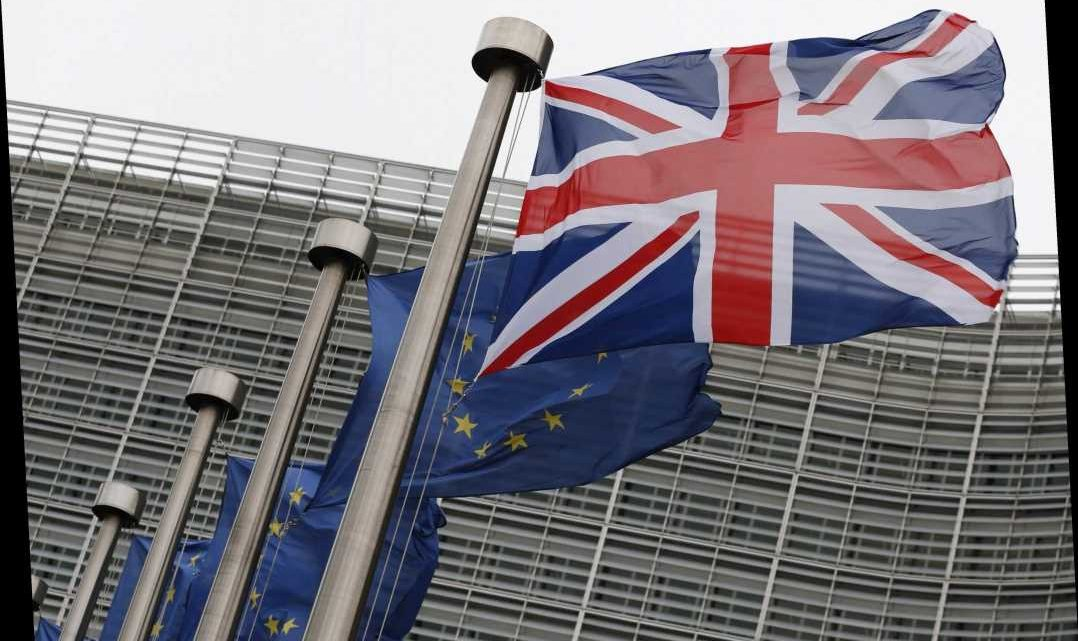 Britain could be forced to stay in the EU for another SIX months and hold a second referendum
