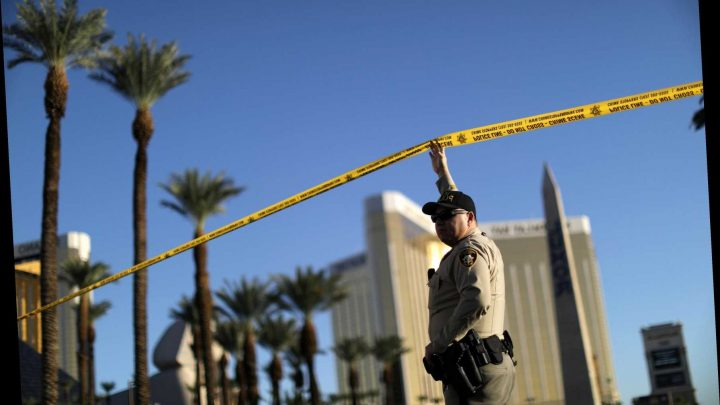 Hotel owners to pay Las Vegas shooting victims up to £650 million after killer stockpiled weapons in hotel room that he used to kill 58