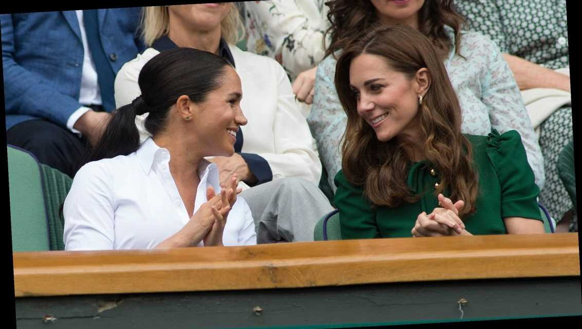 Kate Middleton gave Meghan Markle her favourite 'beauty sleep' oil in sisterly gesture, skincare expert claims – The Sun