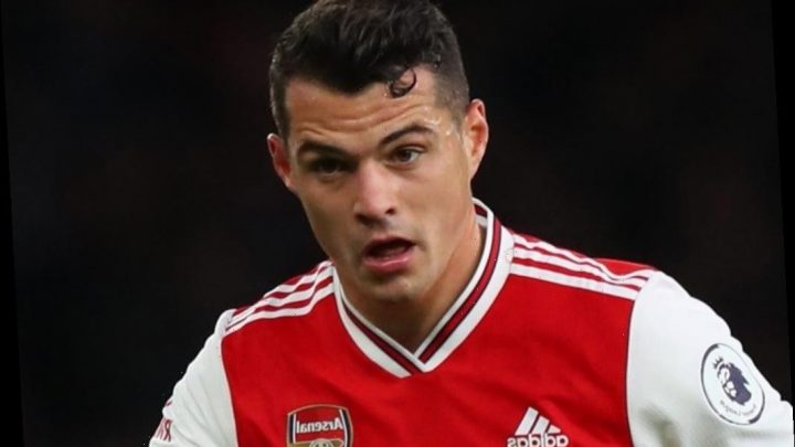 Gary Neville blasts Arsenal hothead Xhaka as he claims he's 'never seen a player learn less from his experiences' – The Sun