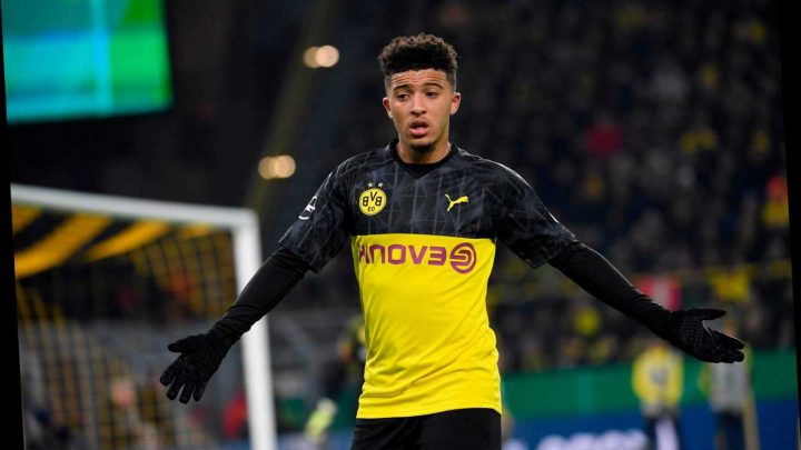 Man City want to sign England star Sancho back from Dortmund… but he'll cost over £100m – The Sun