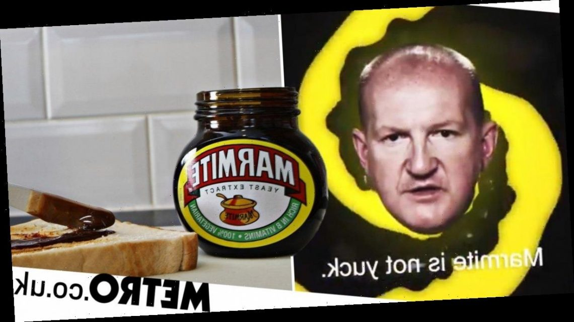 Marmite wants to hypnotise you into liking it