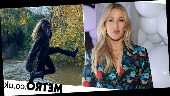 Ellie Goulding 'wishes she spoke to her grandfather more' following his suicide