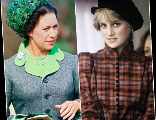 The Shocking Thing Princess Margaret Said About Princess Diana After Her Death