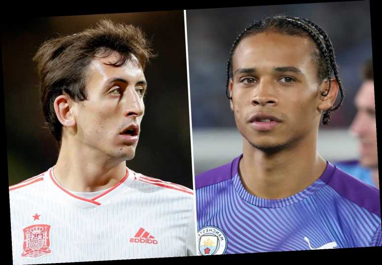 Man City eye £68m transfer for Spanish striker Oyarzabal to replace Bayern Munich bound Leroy Sane – The Sun