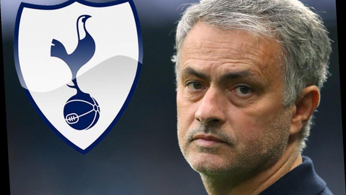 Ex-Man Utd and Chelsea boss Jose Mourinho eyeing Spurs job to replace under-fire Mauricio Pochettino – The Sun