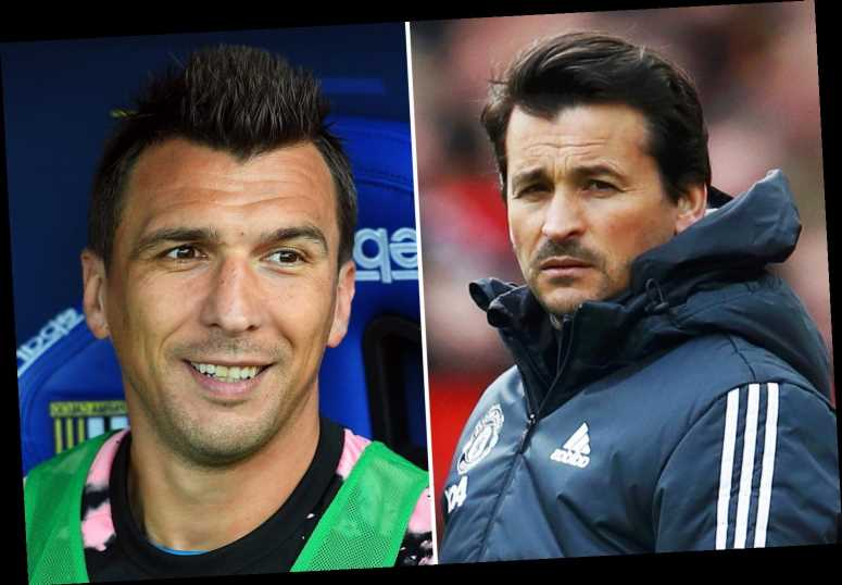 Mario Mandzukic offered £6.4m-a-year deal by Rui Faria to snub Man Utd for Qatar transfer – The Sun