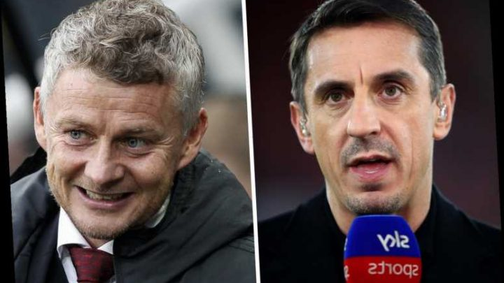 Gary Neville begs Man Utd NOT to axe Solskjaer as he 'inherited a shambles with a disastrous culture' – The Sun