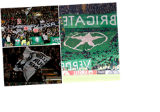 Celtic face Uefa rap over controversial banners aimed at Lazio supporters after Italians make Nazi salutes in Glasgow – The Sun