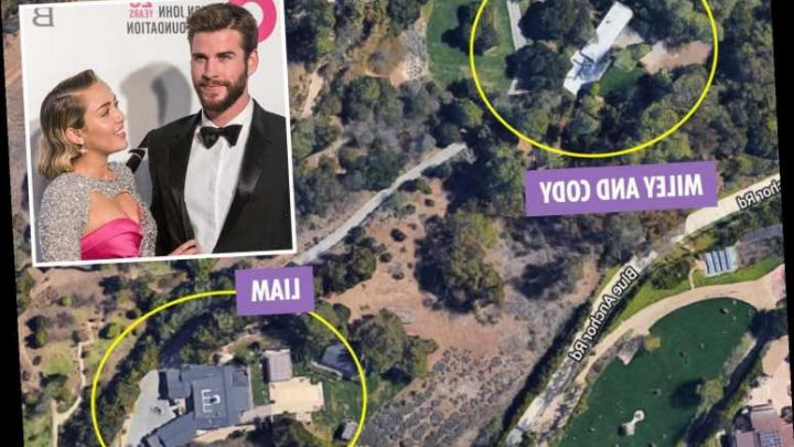 Liam Hemsworth rebuilds incredible £5.3m Malibu home – just metres from ex Miley Cyrus and Cody Simpson's lovenest
