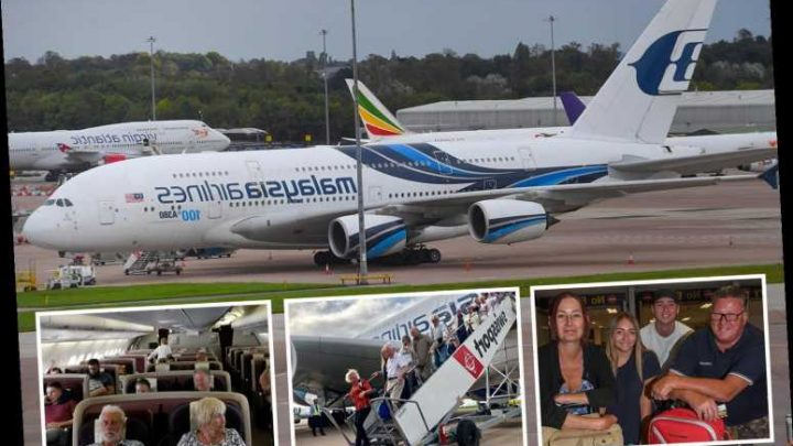 Thomas Cook: Sun travel editor joins holidaymakers on repatriation flight from Palma to Manchester
