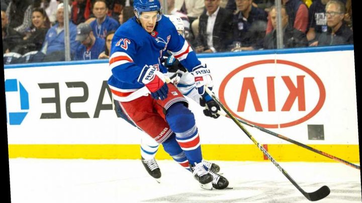 Revamped Rangers put on an opening-night show