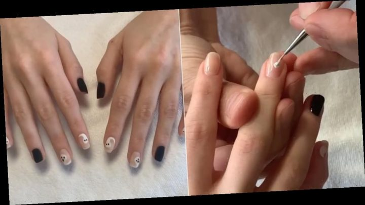 Selena Gomez's Nail Artist Shares How to Get the Perfect Last-Minute Halloween Manicure