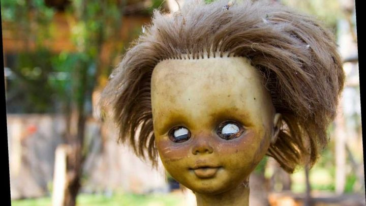 Would you vacation at this 'haunted' island filled with creepy dolls?