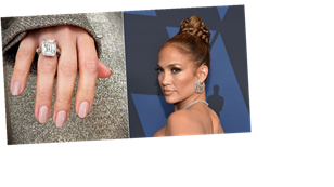 J Lo Wore the Perfect Neutral-Pink Nail Polish, and It Only Costs $9