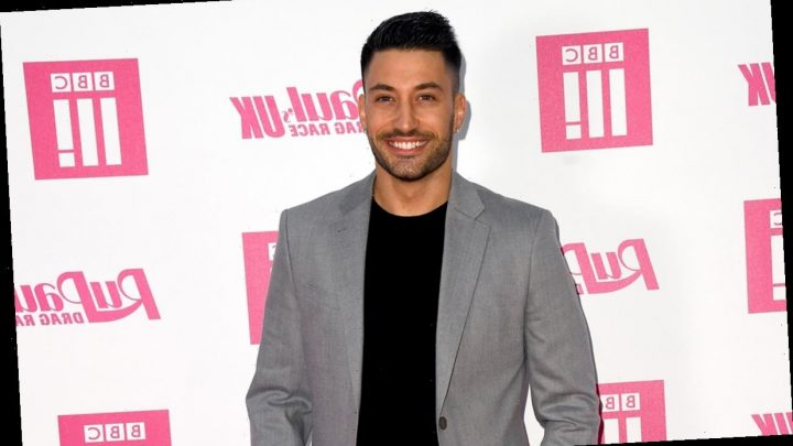 Strictly's Giovanni Pernice pokes fun at girlfriend Ashley Roberts' Halloween costume